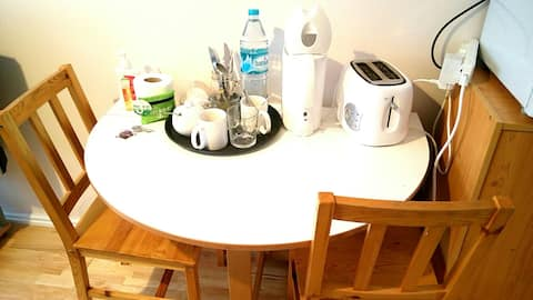 Double Room with Free Car park and Free Breakfast