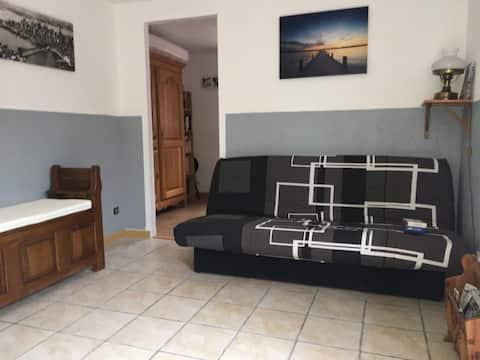 logement dans petit village de haute-provence