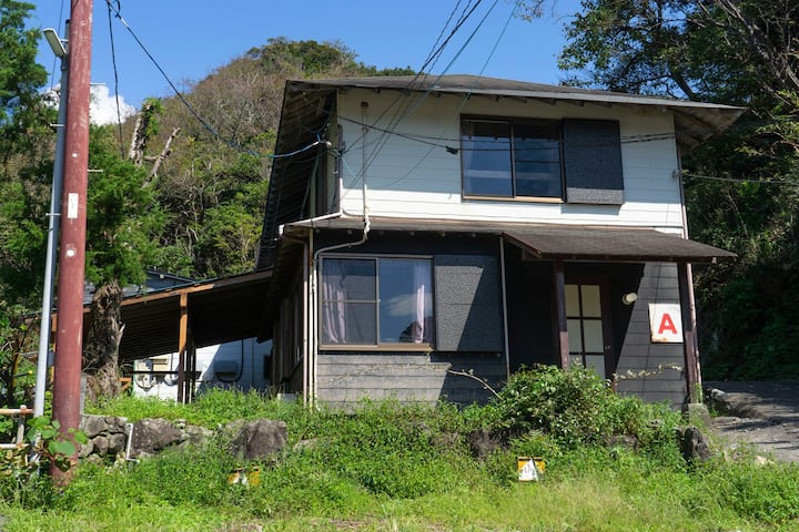 西伊豆・堂ヶ島・浮島海岸 25名用1戸建て