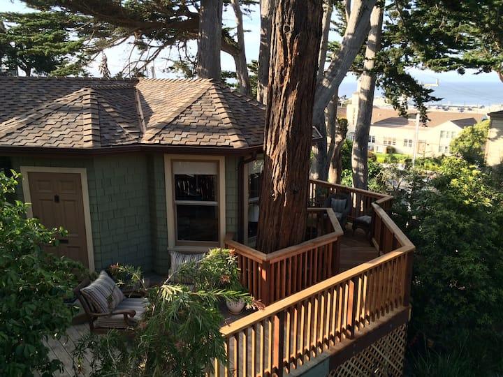 Tumtum Tree Cottage - Jabberwock Inn