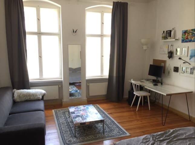 bright room for short term rent