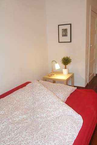 Sweet cozy apartment-with parking space by request - Berlin - Timeshare