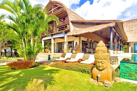 "Villa Buddha  ""The most beautiful Villa of Bali""."