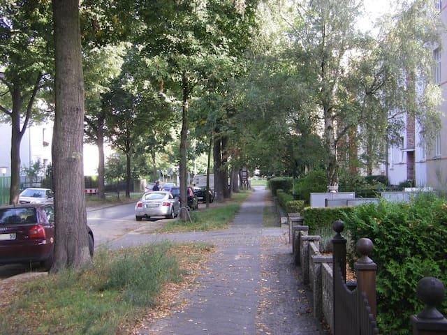 Zentrales Zimmer Berlin Botanischer Garten