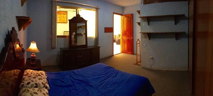 EVERGREEN HAB1 en Huamantla, Tlax! 1 cama doble