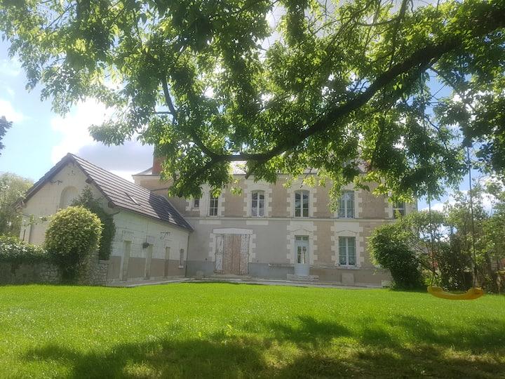Le Domaine du Bas-Guéret