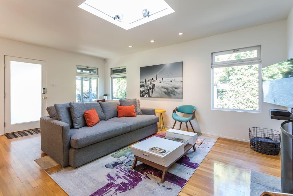 63 Main home living area