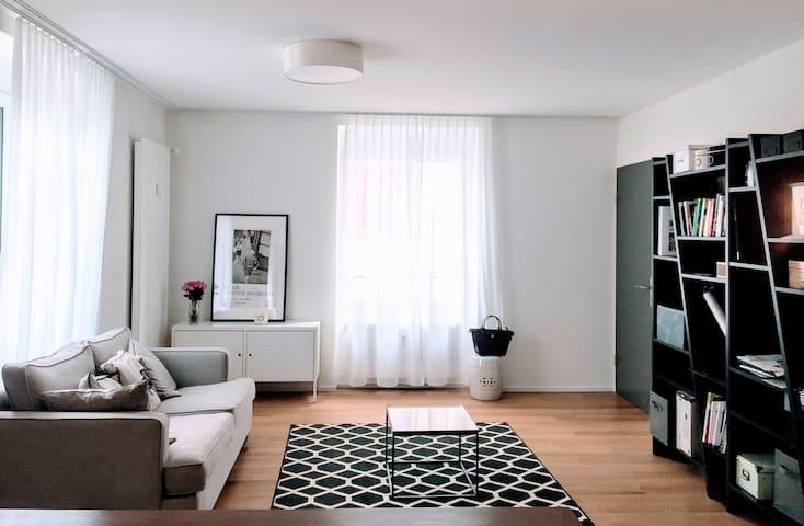 Modern studio by Limmat - Wipkingen