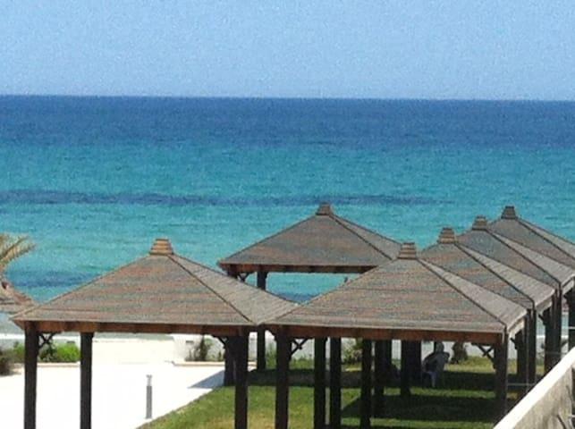 Appartement standing confort vu sur mer - Hammam Sousse - Wohnung