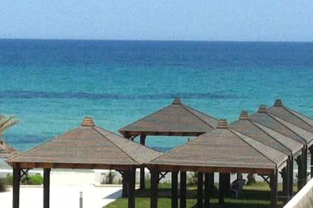 Appartement standing confort vu sur mer - Hammam Sousse - Apartmen