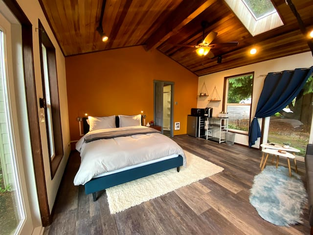 Wine Country Modern Guestsuite