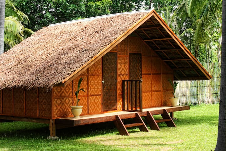 "ARCHERY-ASIA Nipa Hut ""Coconut"" in Moalboal"