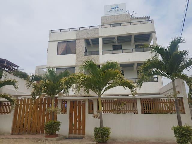 MAR y LUNA Family hostage place - - Simon Bolivar - Rumah