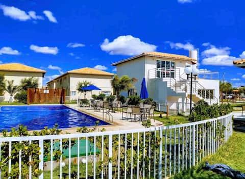 Apartamento (VILLAGE) Próximo Ao Rio.