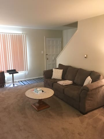 Spacious townhouse across from Beaumont Royal Oak