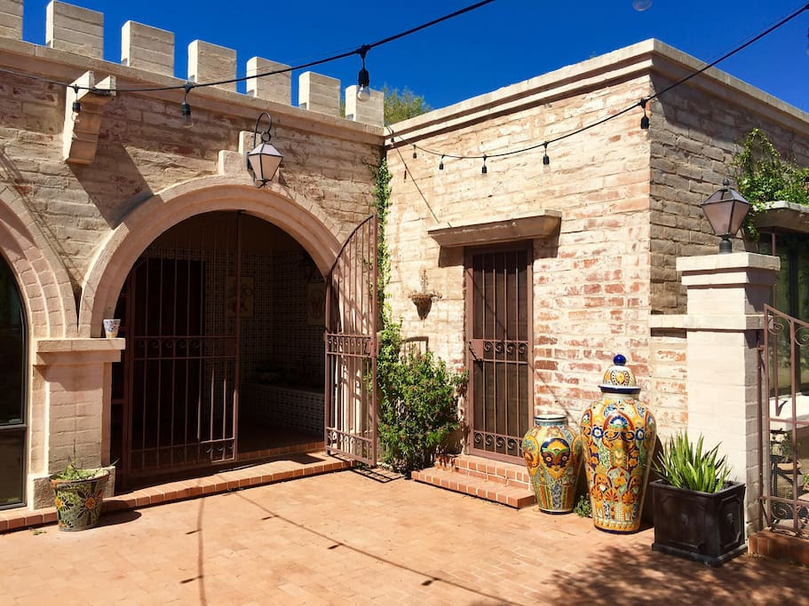 Traditional Tucson Hacienda
