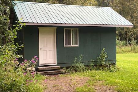 Cabin in the Woods AKA Chez Shea