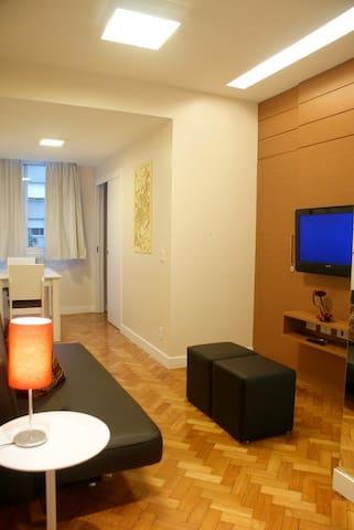Apartamento Ipanema - Ótima localização e conforto