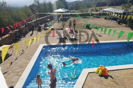 Cal Pes de Tendrui - Vacation Home with Swimming Pool!