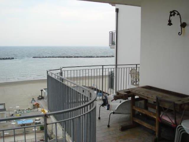 Meraviglioso appartamento sul mare - Lido di Savio - Pis