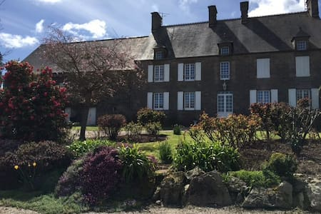 La Valoiserie, charming Normandy manor by the sea
