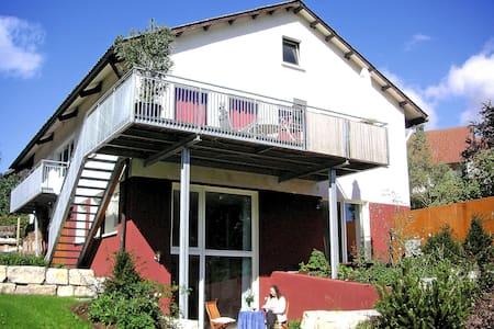Haus Schanbacher 5444.1 - Lossburg - Διαμέρισμα