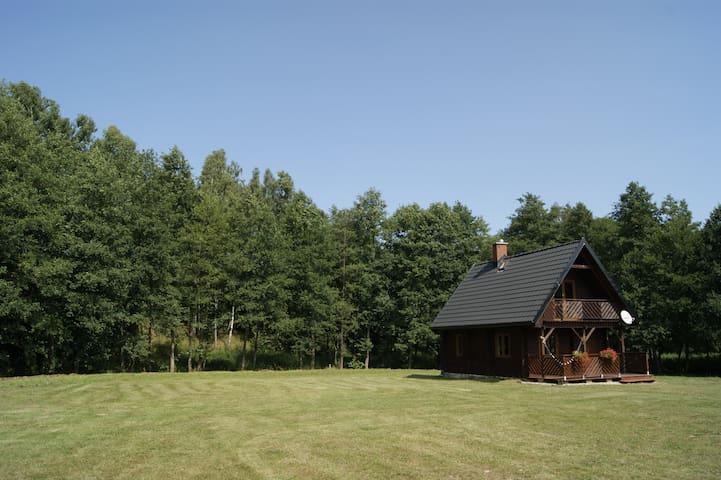 Agroturystyka FIDA Drewniany Domek - Stare Monasterzysko - Apartment