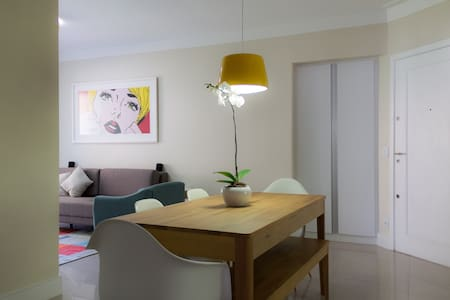 3 bedroom flat with stunning view - Santos