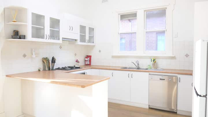 Central character home with FREE parking & WIFI
