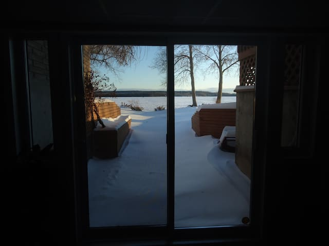 Bay of Quinte waterfront apartment