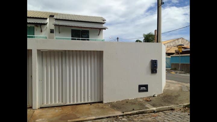 Village em Jauá, 2/4 + Suite Garage, 150m da Praia