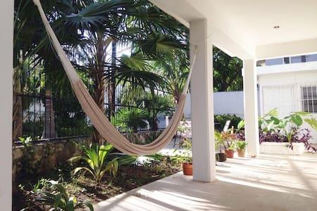 Ocean Room @CasaCazón A/C, 4ppl - Cancún