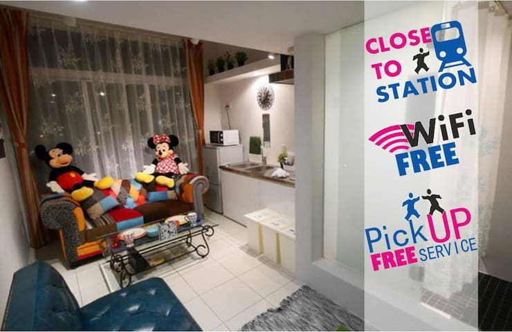 KIX Direct! Stylish Room LOFT ☆501☆ - Osaka