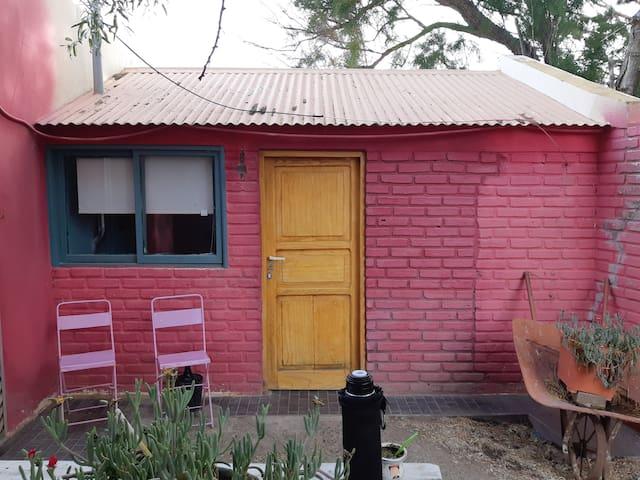 Casa de huespedes. Independencia y privacidad