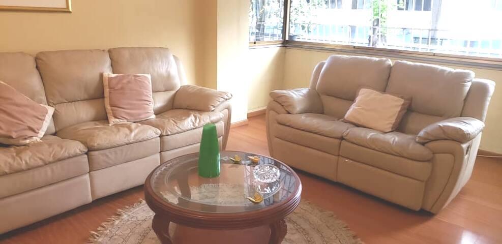 Bonito, seguro y comodo apartamento