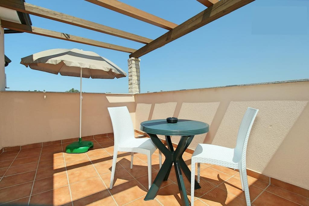 Terrace, Surface: 12 m²
