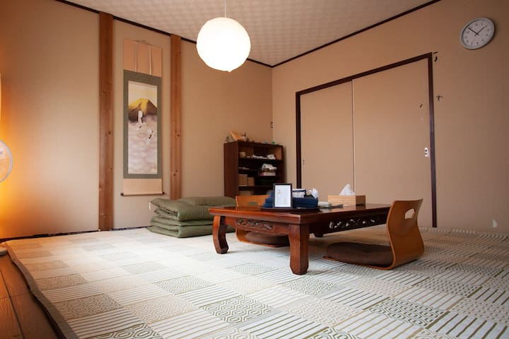 Tarbo's house MR2-102 : Newly renovated clean room