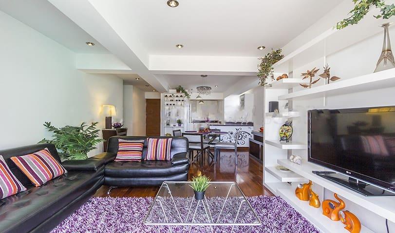 Luxury Apartment in Miraflores - Miraflores - Pis