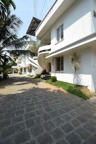 Studio apartment in Cochin