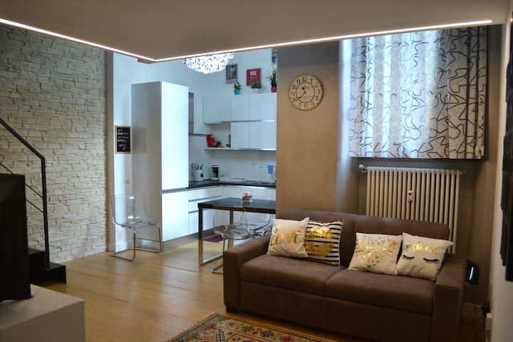 Loft in the center of Milan