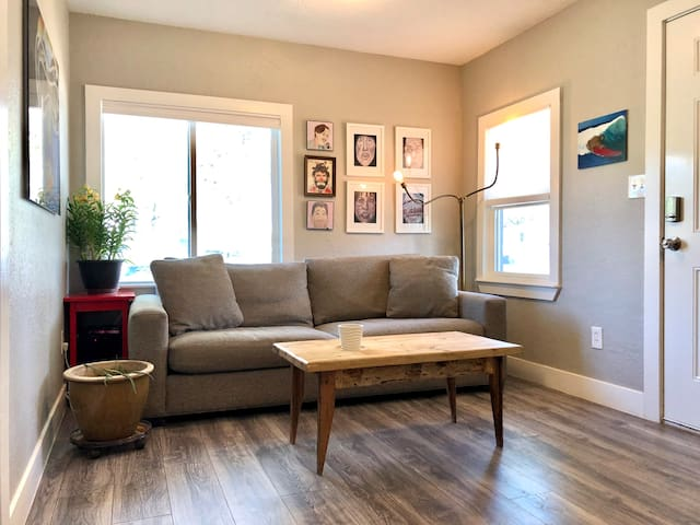 Eclectic 1BR House by Anschutz/Children's Hospital