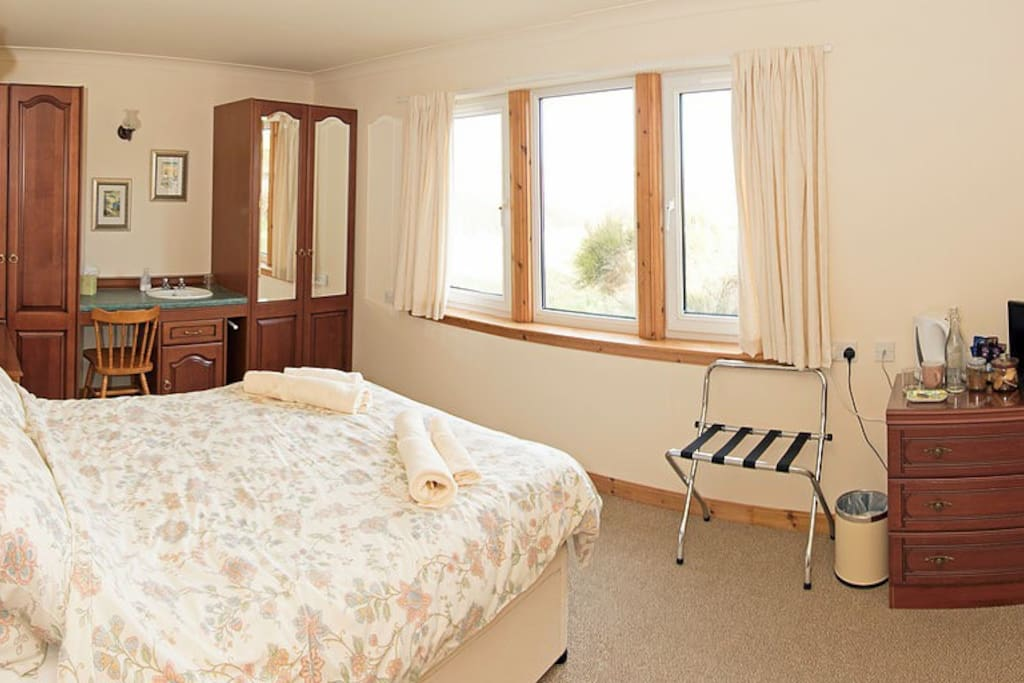 Cuillin Room with double bed