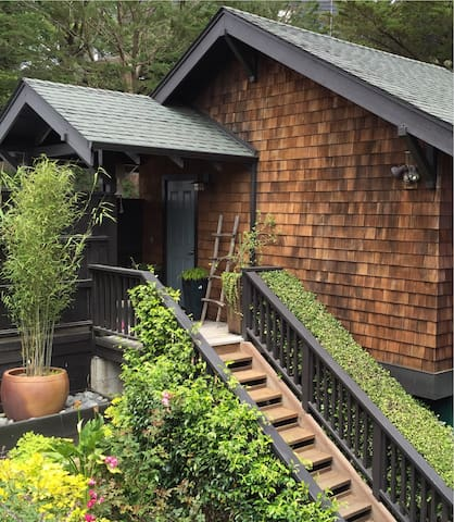 The Mt. Tam Hideaway