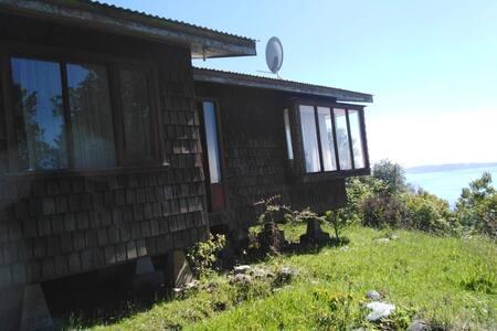 Vista Pindapulli, entre islas y picaflores.