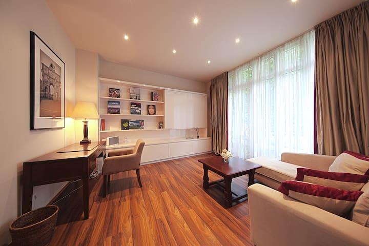Luxusapartment im Herzen Münchens