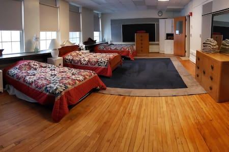 Restoration House Room 2
