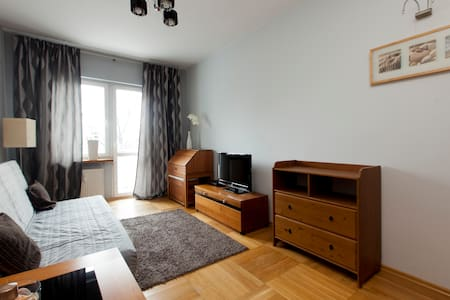 Apartment Silver in the City Center - Breslavia
