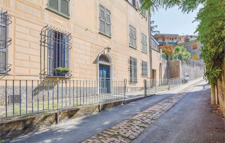 Holiday apartment with 1 room on 40m² in Genova -GE-