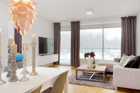 Nydalen - 10 minutes to city centre - Apartmen