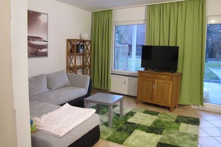 Haus Deichläufer Wohnung Wattwurm Nr. 9 - Warwerort - 度假屋